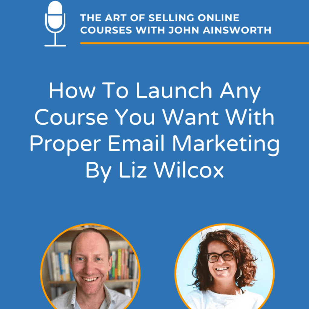 how to launch any course you want with proper email marketing
